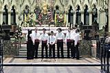 Večerašnji izvanredan koncert zagrebačkih klapa – Subota, 08.04., u Crkvi sv. Katarine u 20:00 sati